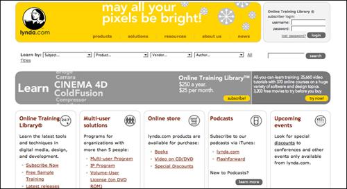 Lynda.com: Online Learning Source
