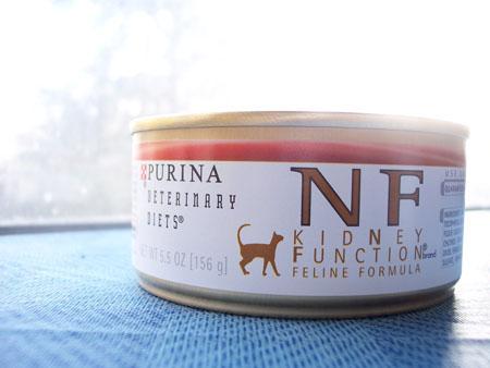 Purina NF Feline Cat Food