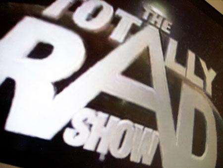 Totally Rad Show Logo
