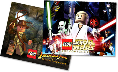 lego star wars, lego indiana jones