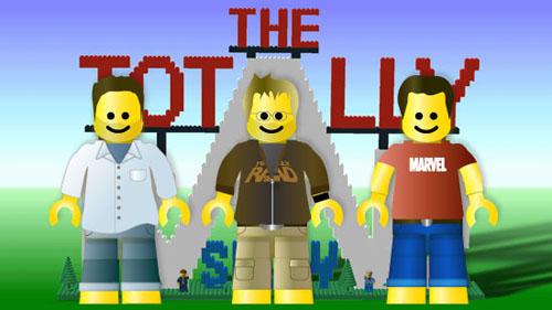 Lego Totally Rad Show